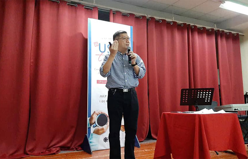 Usap Tayo a Marriage Communications Workshop for Couples