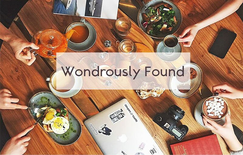 Woundrously-found