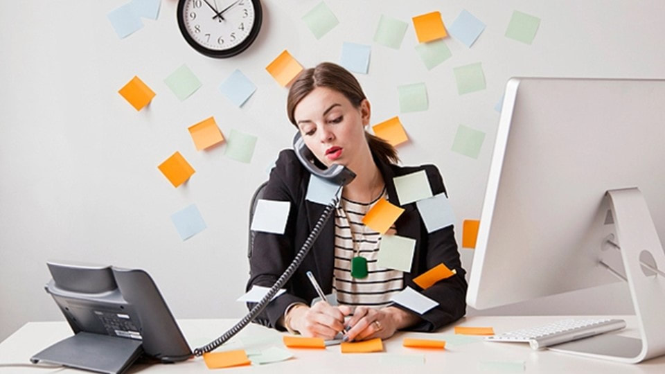 HOW TO COPE WITH OVERWORK (PART 2)